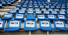 INOX's latest show:  Brand promos at Football Clubs