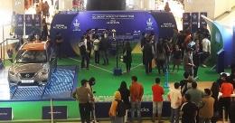 Nissan brings virtual cricket to Kolkata ahead of World Cup 2019