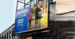 Decathlon on an OOH drive in Kolkata