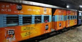 Railways introducing barter advertising on trial basis