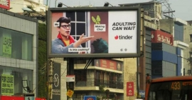 Tinder says it loud and clear: Why go 'adulting' when there's so much more to do!