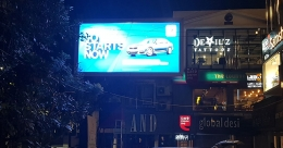 Futek Digital installs LED screens at South Delhi market
