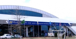 Passenger traffic up at Srinagar airport