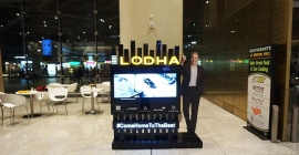 Lodha Group checks into Mumbai airport to connect with high-flyers