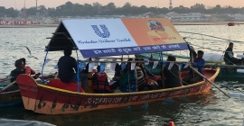 HUL, Ogilvy set sail on river cleanliness drive at Kumbh