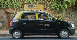 Startup company Litcabs goes big on Mumbai's  Kaali-Peeli taxis