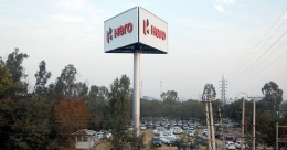 Hero MotorCorp stands tall in Gurugram