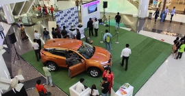Tata Harrier straight drives into consumer minds