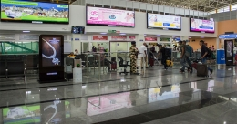 88% of Trichy and Coimbatore airport passengers notice ads, says report