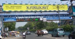 Karukrit Advertising wins gantry media rights near Alipore ZOO