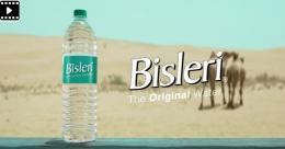 Bisleri Camels to make their OOH appearance