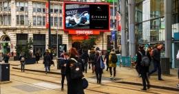 DS Automobiles sponsors Ocean Formula E broadcast coverage