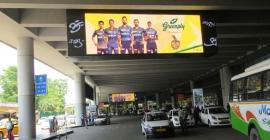 Greenply-KKR's high visibility presence at Kolkata airport