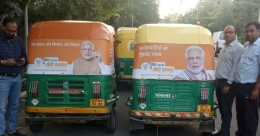 Political parties on auto gear for campaigning