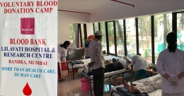 Team Signpost donates 48350 ML blood on World Hemophilia Day