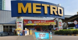 Enkon Out of Home partners with METRO Cash & Carry for shopping cart advertisements