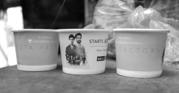Sip on it: TVF's 'Kota Factory' premiers on tea cups