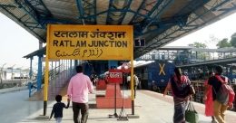 Western Railways Ratlam Division invites bids for exclusive advertising rights