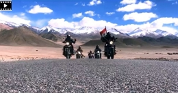 Leh-Ladakh' s prayer flags turned into air purifiers