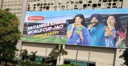 Britannia adds a dash of nostalgia to World Cup buzz