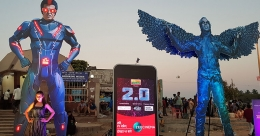 Zee Cinema goes larger than life for 2.0 promo