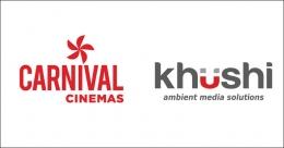 Carnival Cinemas partners with Khushi Advertising