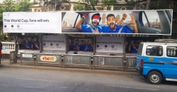 Uber leads the way in vocalising World Cup spirit