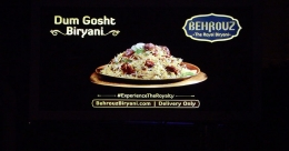 Behrouz Biryani crafts drool-generating campaign