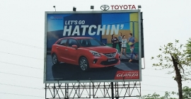 Toyota's latest campaign calls out to backpackers