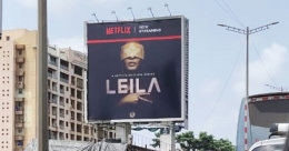'Leila' is the new OOH show stealer in Mumbai