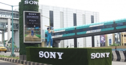 Sony Bravia OLED's real treat for cricket fans