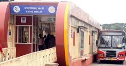 Pune's BRT sites pulled down