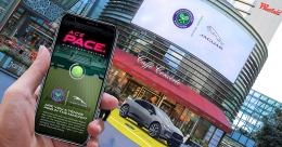 Jaguar sponsors Ocean's UK-wide Wimbledon coverage
