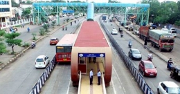 Pune BRT Shelter media has no compliance issues