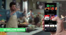 Spotify launches 360-degree multilingual campaign