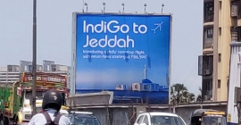 IndiGo soars high in Mumbai with international flight launch promos