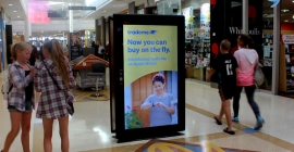 oOh! enables NZ's auction & classifieds site Trade Me to deliver real time advertising on DOOH