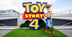 It's a 'Toy Story 4' fest at Harbour City in Hong Kong