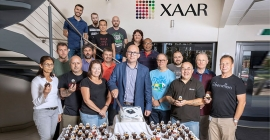 Xaar celebrates 20 years of Xaar 128 Inkjet Printhead