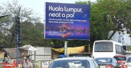 From Chennai to Kuala Lumpur: Indigo goes all out on OOH