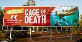 oOh! unveils giant digital billboard at Darwin International Airport