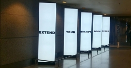 Times OOH unveils new UHD digital displays at Mumbai Airport