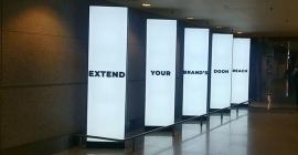 Times OOH unveils new UHD digital displays at Mumbai Airport