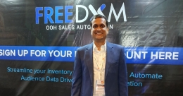 Moving Walls digitises Indian OOH with Freedom initiative