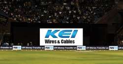 KEI Industries builds brand recognition with ground sponsorship