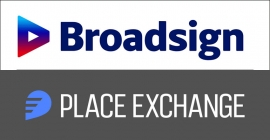 Broadsign partners with Place Exchange