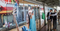 Taiwan Tourism Bureau attracts travellers with Mumbai Metro
