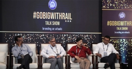 Talk show highlights railway branding opportunities