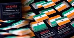Orienta Cine Advertising celebrates eco-friendly Independence Day