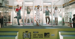 MTV adds flavour to show with content-based activation